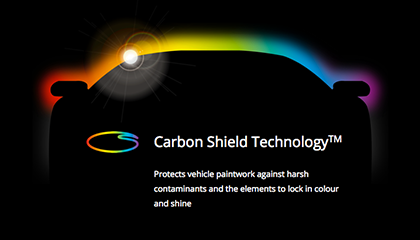 LifeShine Carbon shield technology