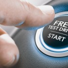 test drive button