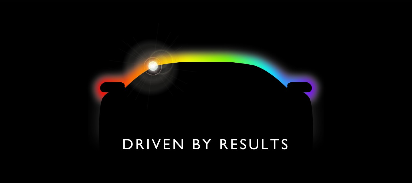 LifeShine driven by results banner