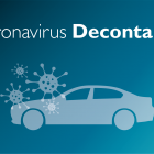 corona vehicle decontamination visual
